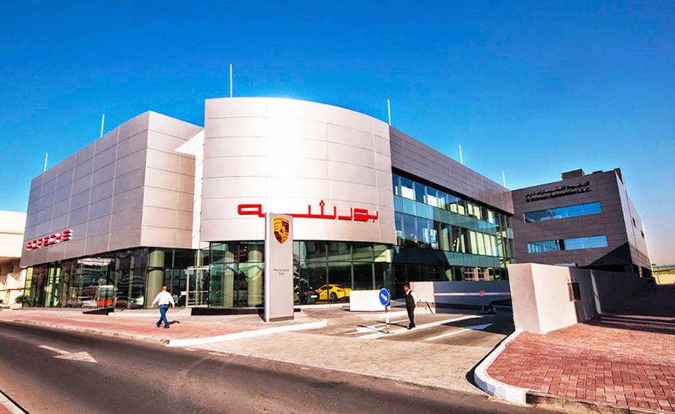 Top Construction Companies in UAE, Building Construction Contractors